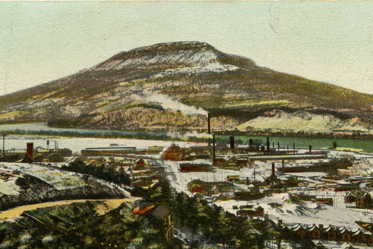 Lookout Mountain, Chattanooga, Tenn. postcard, undated, by Adolph Selige Publishing Co. Courtesy of the University of Tennessee at Chattanooga Special Collections.